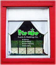 Live Wire Events window showing services